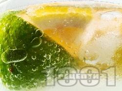 Коктейл Джин Физ (Gin Fizz) - снимка на рецептата